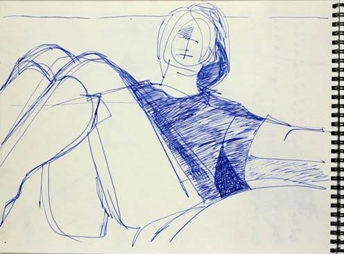 Aus meinem Skizzenblock - Bernd Himmelsbach